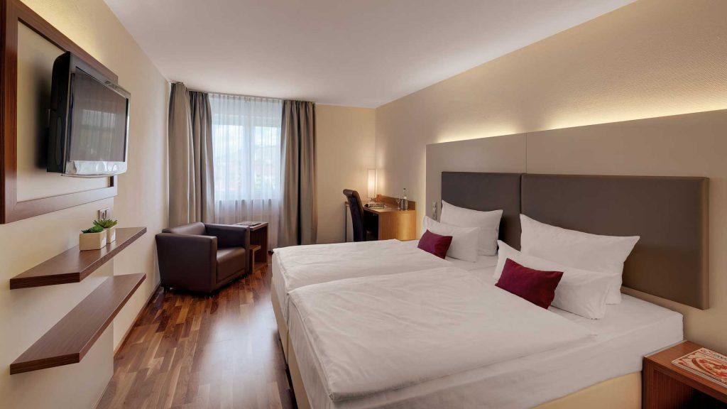 Hotel Newton Heilbronn Doppelzimmer
