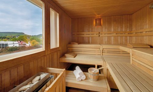 Hotel Newton Heilbronn Sauna