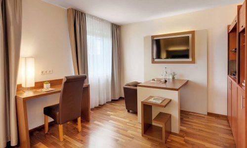 Hotel Newton Heilbronn Appartement Küche