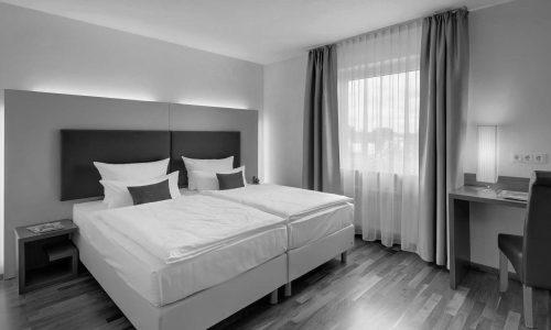 Hotel Newton Heilbronn Doppelzimmer Küche