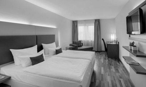 Hotel Newton Heilbronn Doppelzimmer Komfort