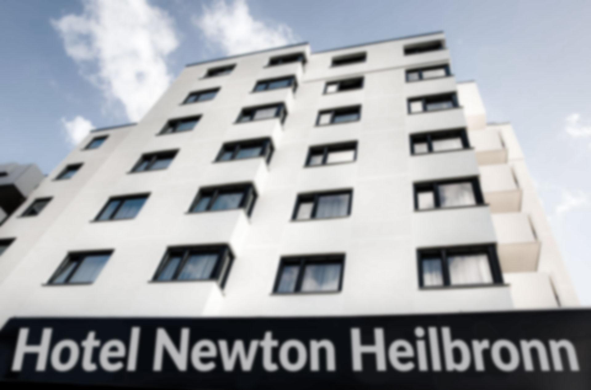 Hotel Newton Heilbronn Fassade