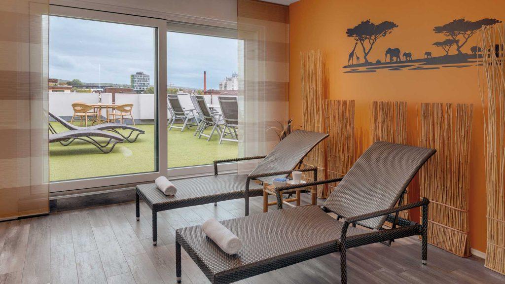 Hotel Newton Heilbronn Wellness