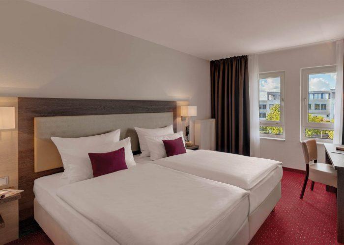 Hotel Newton Karlsruhe Doppelzimmer